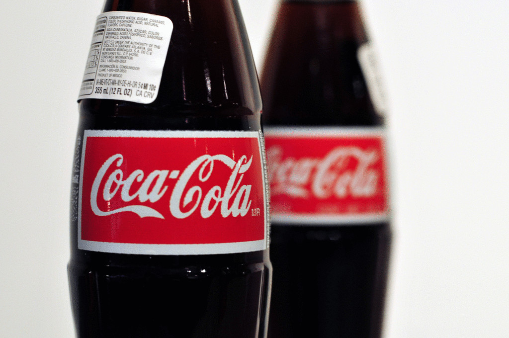 Кока-кола против тли