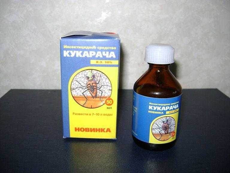 Кукарача - объем 50 мл