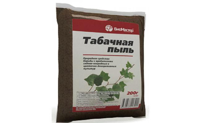Сз:табачная пыль 3л(от огородных вредителе