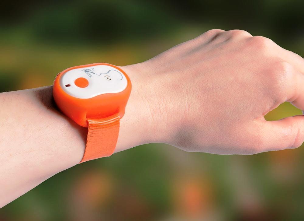 Симпатичные часы - очень помогут на природе